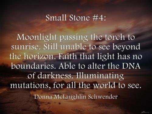 Small Stone #4