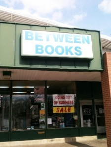 Well-loved independent book store unexpectedly closing in Delaware. (Photo taken by Anita Gail)