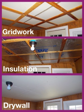 Mudroom Ceiling