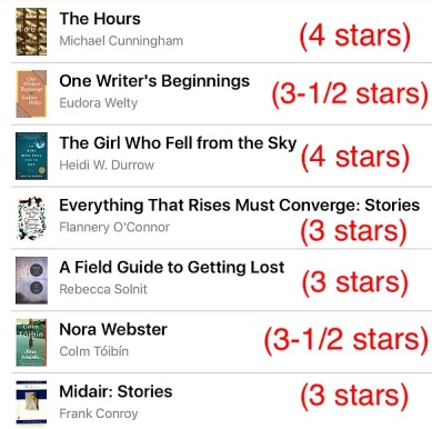 Seven Book Star Review